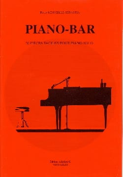 Piano-Bar - 20 Pièces faciles - laflutedepan.com