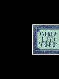 Andrew Lloyd Webber - Anthology - Partition - di-arezzo.co.uk