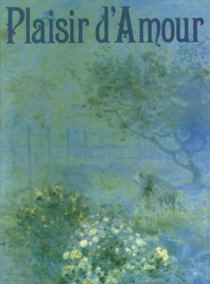 Plaisir D' Amour Partition Chanson française - laflutedepan