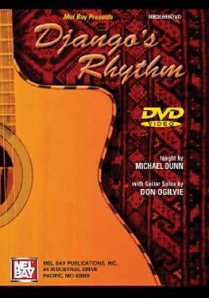 Django's Rhythm. DVD - Michael Dunn - Partition - laflutedepan.com