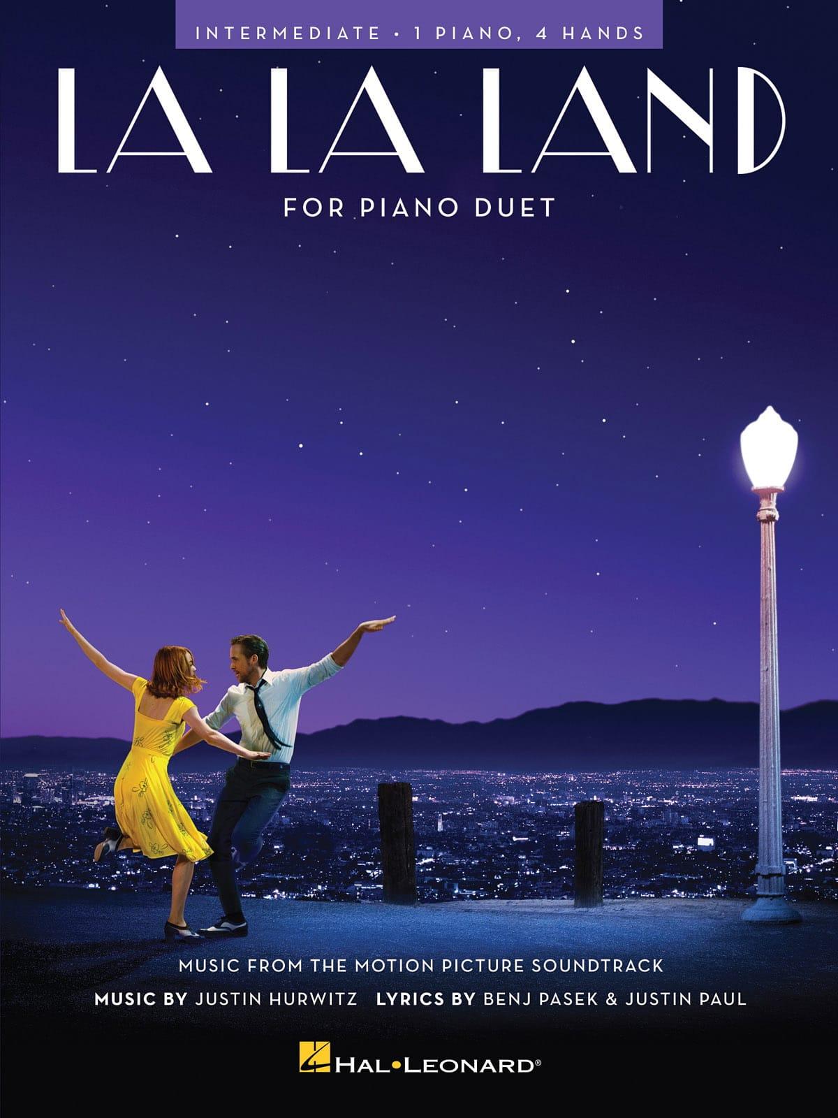 La La Land - Musique du Film - Piano 4 Mains - laflutedepan.com