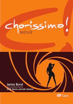 Chorissimo! - Movie - James Bond Volume 4 Partition laflutedepan