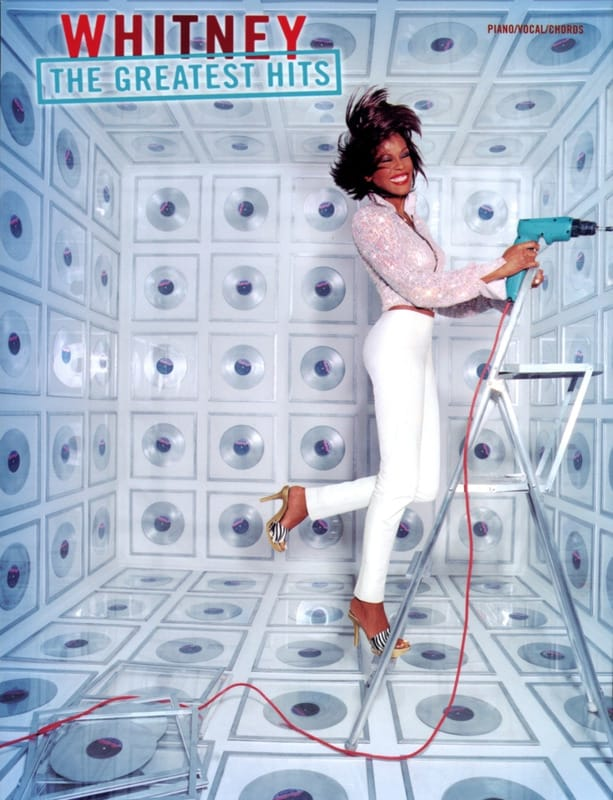 The Greatest Hits - Whitney Houston - Partition - laflutedepan.com