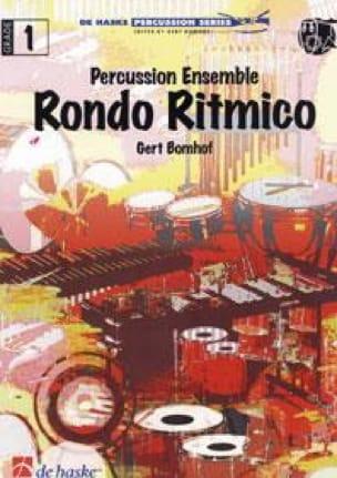 Rondo Ritmico - Gert Bomhof - Partition - laflutedepan.com