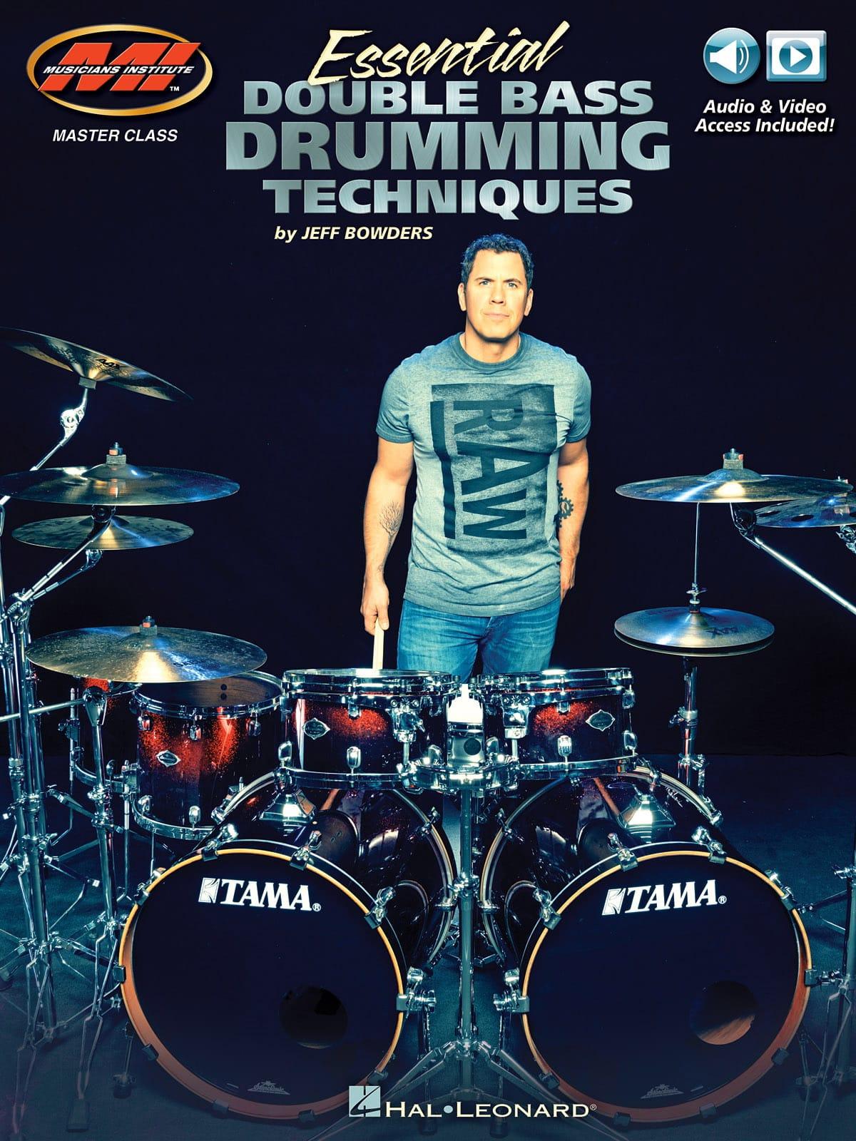 Essential Double Bass Drumming Techniques - Méthode de Double Pédale - laflutedepan.com