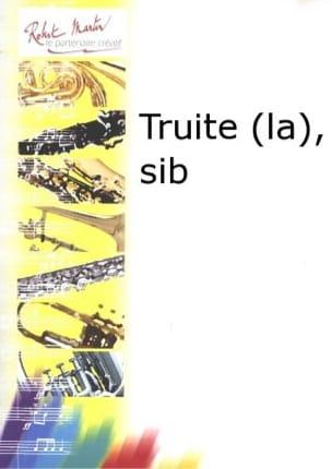 SCHUBERT - La Truite - Partition - di-arezzo.fr