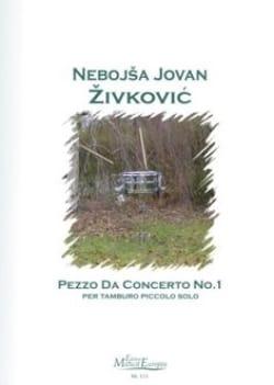 Pezzo Da Concerto N° 1 Opus 15 - laflutedepan.com