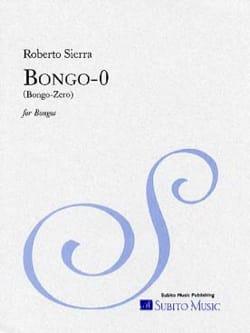 Bongo-0 Roberto Sierra Partition Batterie - laflutedepan