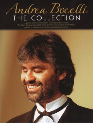 The Collection - New Edition Andrea Bocelli Partition laflutedepan