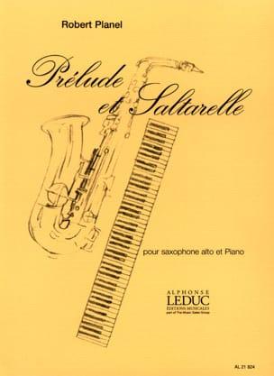 Robert Planel - Prelude And Saltarelle - Partition - di-arezzo.co.uk