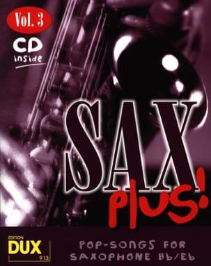 Sax plus! volume 3 Partition Saxophone - laflutedepan