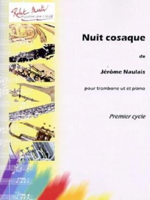 Nuit Cosaque - Jérôme Naulais - Partition - laflutedepan.com