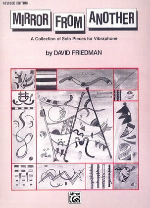 Mirror From Another David Friedman Partition Vibraphone - laflutedepan