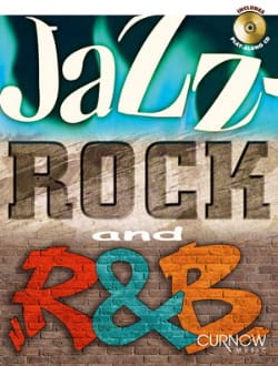 Jazz Rock And R&B James L. Hosay Partition Trompette - laflutedepan