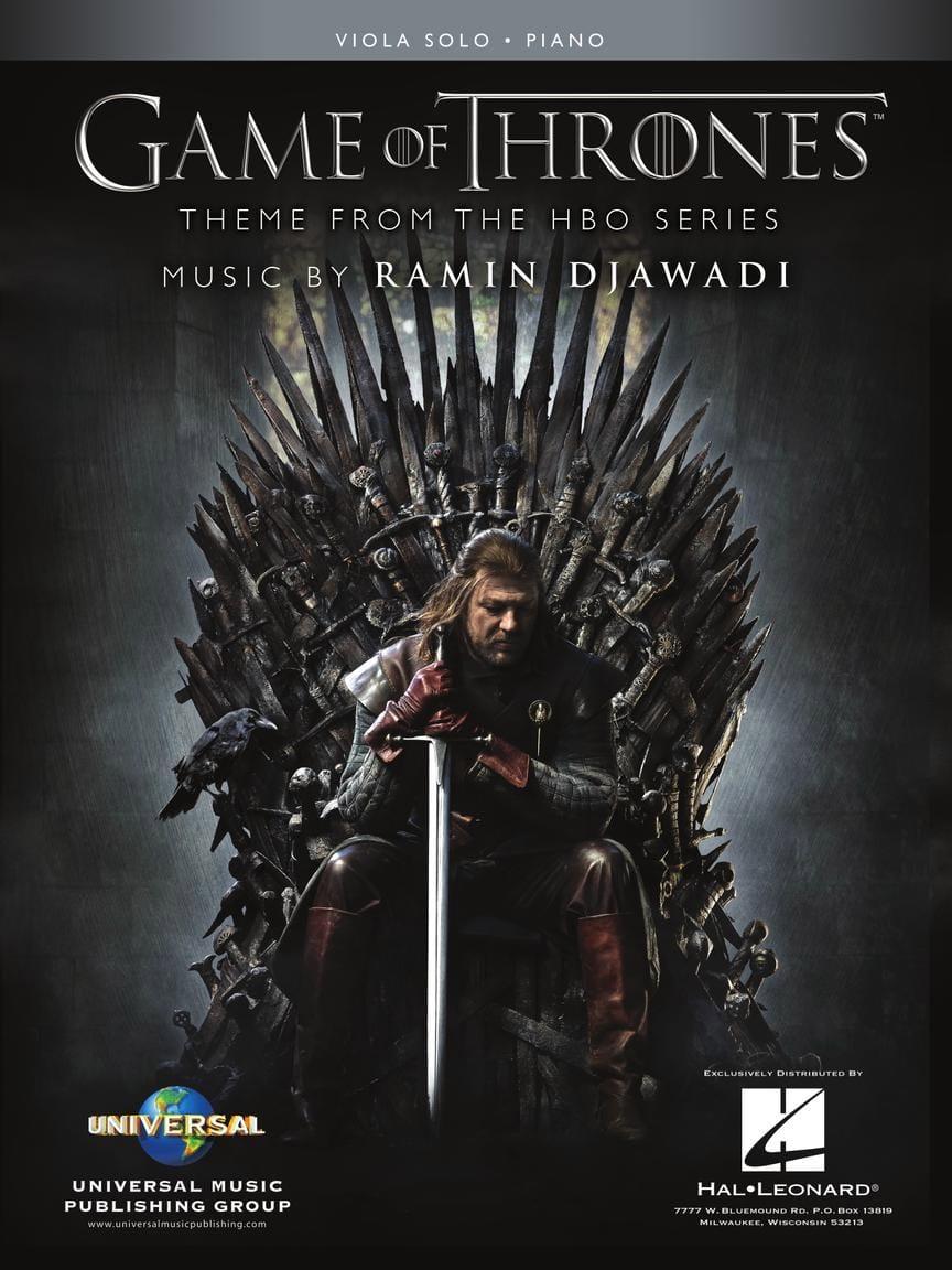 Game of Thrones - Thème de la Serie TV - laflutedepan.com