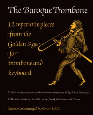 The Baroque Trombone Partition Trombone - laflutedepan
