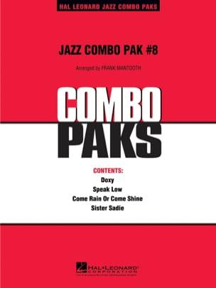 Jazz Combo Pak # 8 Partition ENSEMBLES - laflutedepan