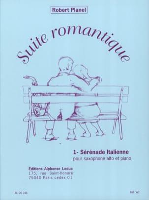 Suite Romantique Volume 1 - Sérénade Italienne laflutedepan