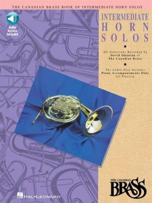 The Canadian Brass Book - Intermediate Horn Solos laflutedepan