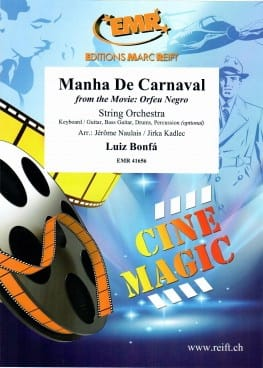 Manha De Carnaval - Musique du Film Orfeu Negro laflutedepan