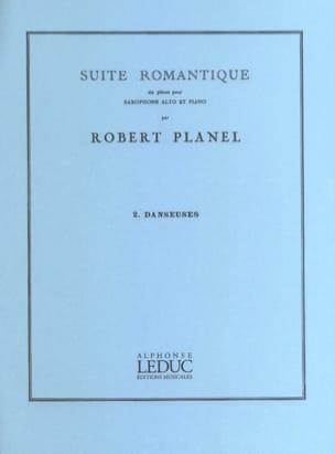 Robert Planel - Romantic Suite Volume 2 - Dancers - Partition - di-arezzo.co.uk