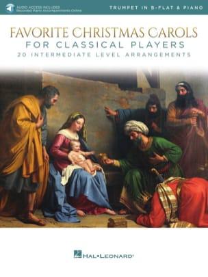 Favorite Christmas Carols for Classical Players Noël laflutedepan