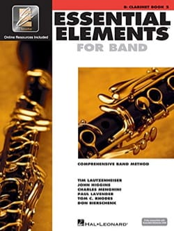 Essential Elements for Band - Book 2 Partition laflutedepan