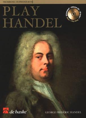 Play Handel HAENDEL Partition Trombone - laflutedepan