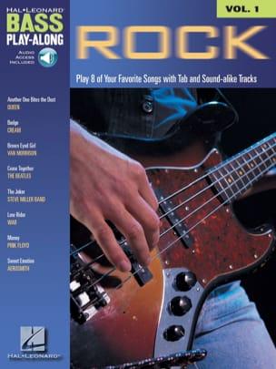 Bass Play-Along Volume 1 - Rock Partition Guitare - laflutedepan