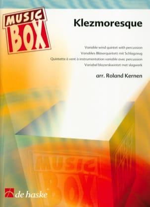 Klezmoresque - music box Roland Kernen Partition laflutedepan