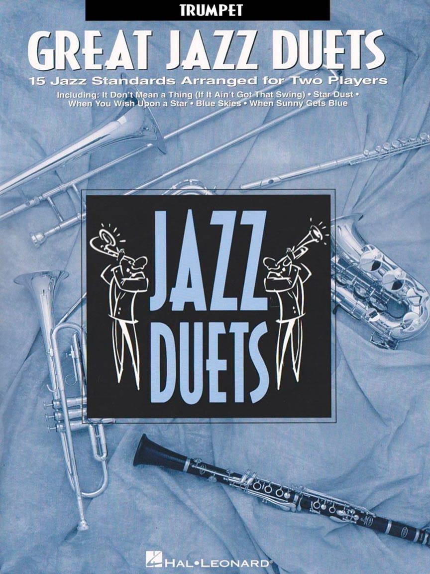 Great Jazz Duets - Partition - Trompette - laflutedepan.com