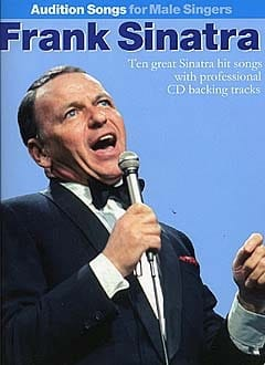 Frank Sinatra - Audition Songs For Male Singers - Partition - di-arezzo.co.uk