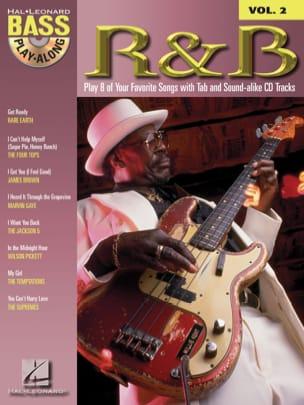 Bass Play-Along Volume 2 - R&B Partition Guitare - laflutedepan