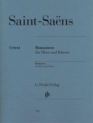Romanzen opus 36 et opus 67 - SAINT-SAËNS - laflutedepan.com