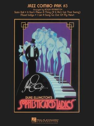 Jazz Combo Pak # 3 - Sophisticated ladies Duke Ellington laflutedepan