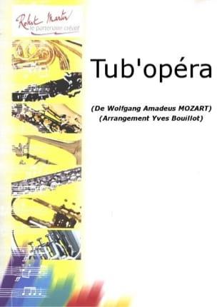 Tub' Opéra Partition Tuba - laflutedepan