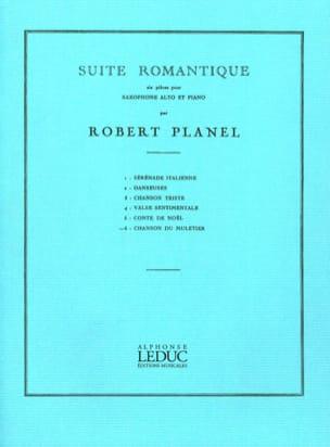 Suite Romantique Volume 6 - Chanson du Muletier laflutedepan