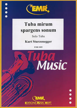 Tuba Mirum Spargens Sonum Kurt Sturzenegger Partition laflutedepan