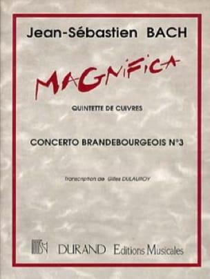 Concerto BWV 1041 En Sol Mineur - BACH - Partition - laflutedepan.com