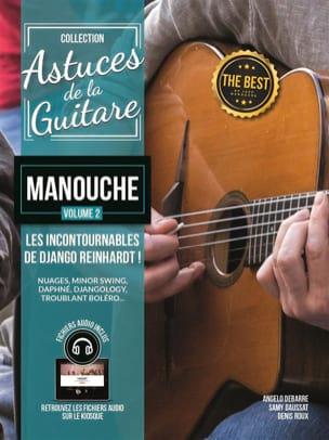 COUP DE POUCE - Consejos de guitarra gitana - Volumen 2 - Partition - di-arezzo.es