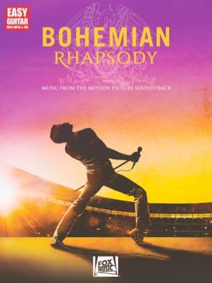 Bohemian Rhapsody - Guitare Facile Queen Partition laflutedepan