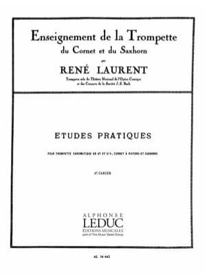 Etudes Pratiques Volume 2 René Laurent Partition laflutedepan