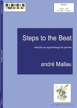 Steps To The Beat - André Mallau - Partition - laflutedepan.com