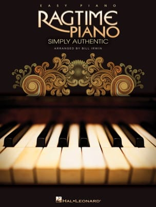 Ragtime piano - Simply authentic Partition Jazz - laflutedepan