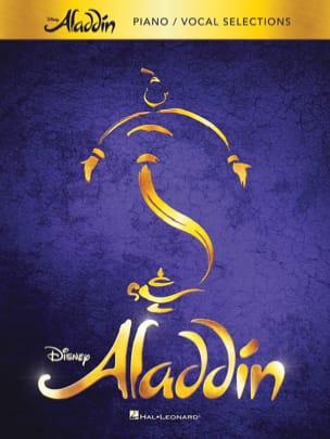 Alan Menken - Aladdin - Broadway Musical - Partition - di-arezzo.co.uk