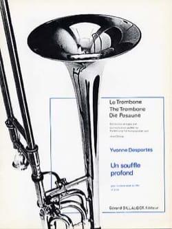 Yvonne Desportes - A Deep Breath - Partition - di-arezzo.co.uk