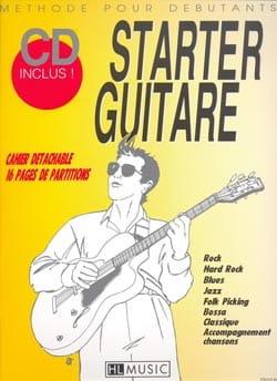 Starter Guitare Partition Guitare - laflutedepan