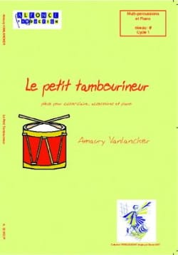Le Petit Tambourineur Amaury Vanlancker Partition laflutedepan