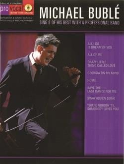 Pro Vocal Men's Edition - Michael Bublé Michael Bublé laflutedepan
