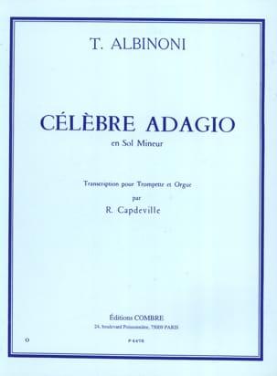 Célèbre Adagio En Sol Mineur ALBINONI Partition laflutedepan